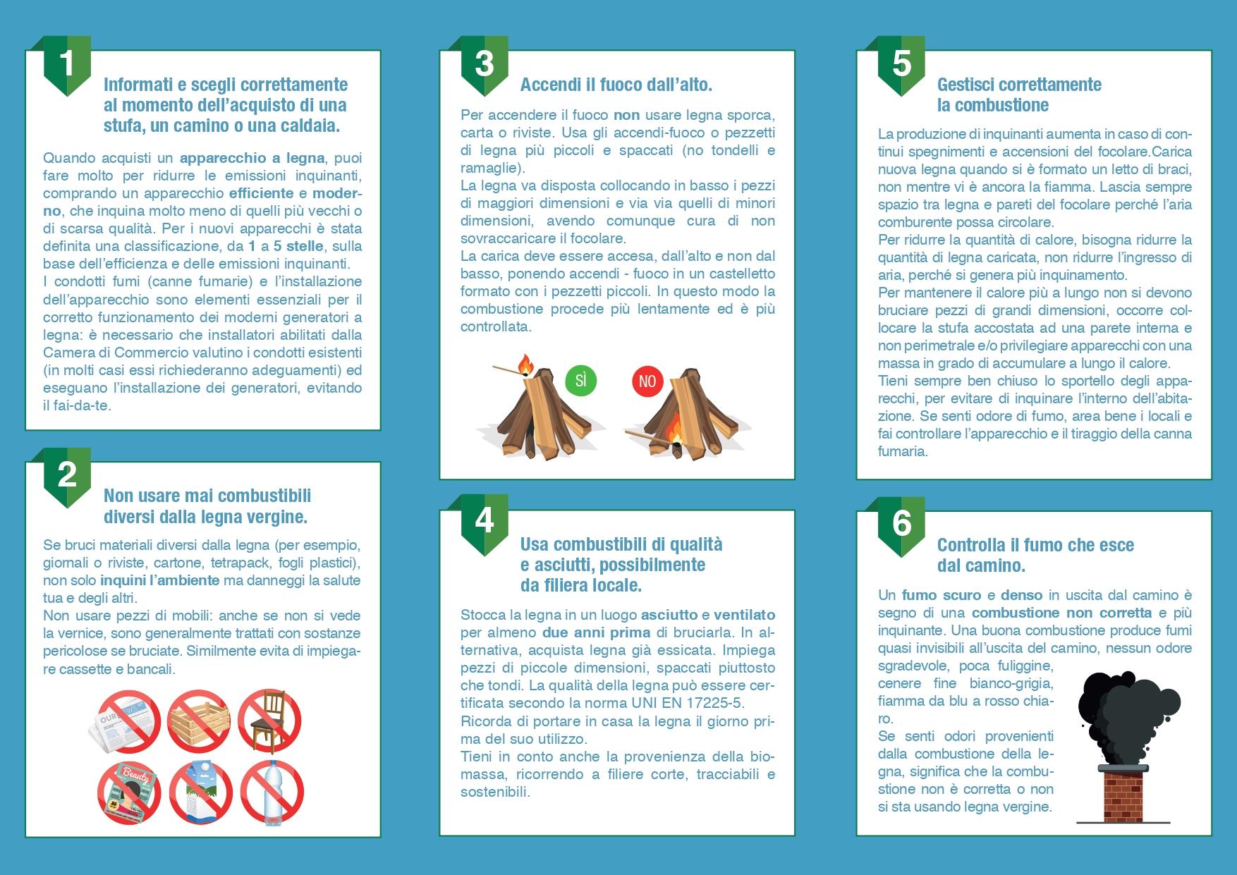 Camini E Stufe Emilia Romagna 10 regole d'oro per la gestione di stufe e camini – lifeprepair